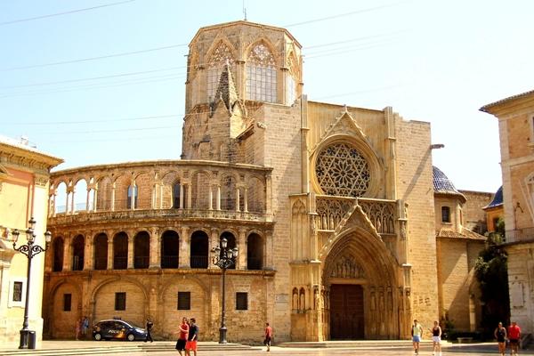 バレンシア カテドラル 大聖堂