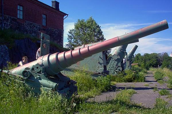 スオメンリンナ要塞 (Fortress of Suomenlinna)