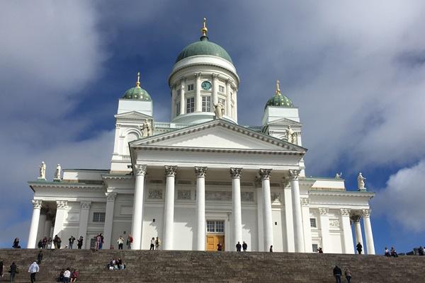 ヘルシンキ大聖堂 Helsinki Cathedral