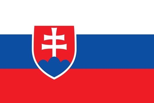 スロバキアの国旗