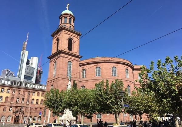パウルス教会 St. Paul's Church