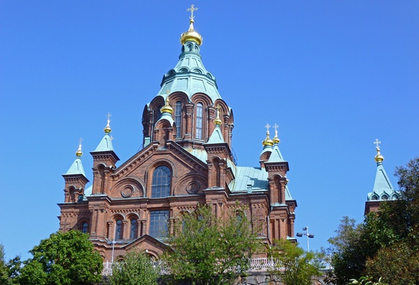 ウスペンスキー寺院 (Uspenski Orthodox Cathedral)