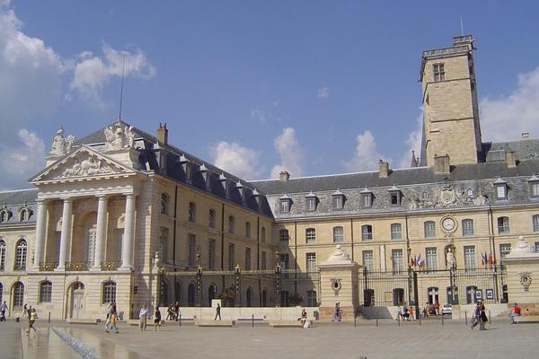 旧ブルゴーニュ大公宮殿