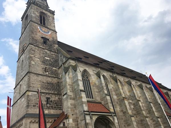 聖ゲオルク大聖堂(Munster St. Georg)