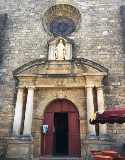 ドンムのノートルダム教会
