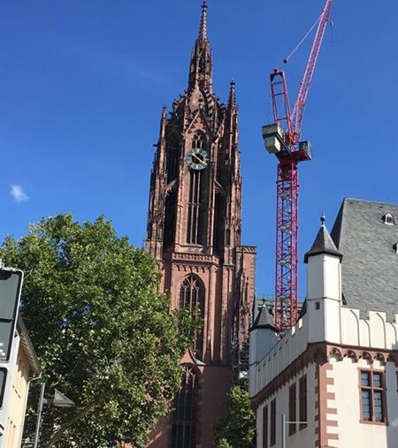 フランクフルト大聖堂 (カイザードーム) 聖バルトロメウス大聖堂