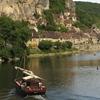 ラ・ロック・ガジャック (La roque gageac) フランスの美しい村 南西フランス