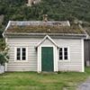 草屋根の家 ノルウェー