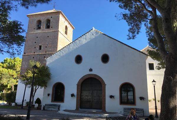 ミハスの教区教会