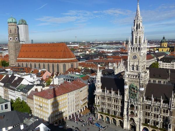 ミュンヘンのおすすめ観光名所 ドイツ München