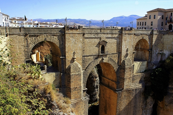 ヌエボ橋 Puente Nuevo