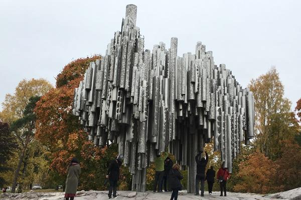 シベリウス公園 (Sibelius Park)