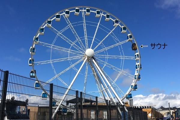 スカイウィール・ヘルシンキ (Sky Wheel Helsinki)