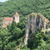サンシルラポピー (Sain-Cirq-Lapopie) フランスの美しい村 南西フランス