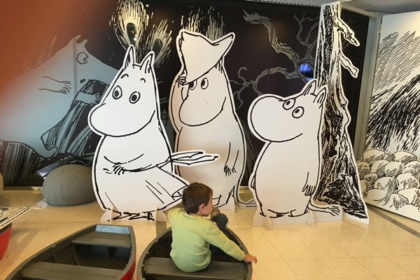 ムーミン美術館 (Moomin Museum)