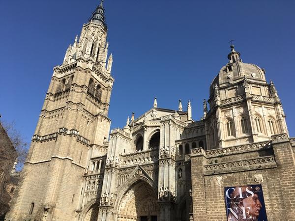 トレド大聖堂(カテドラル)
