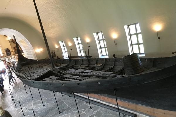 ヴァイキング船博物館